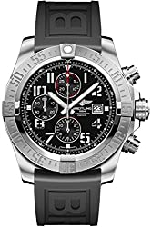 Best rugged tactical military watch - Breitling Super Avenger II A1337111/BC28-154S