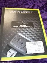 John Deere LT150/160/180 OMM148426 OEM OEM Owners Manual
