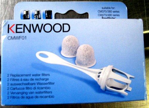 Kenwood CMWF01 Wasserfilter Miro Serie (2xFilter+1