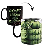Close Up Tazza ad Effetto Termico Marvel - Hulk