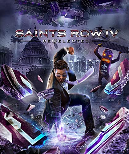 Deep Silver Saints Row IV: Re-Elected & Gat Out of Hell - First Edition, Xbox One Basic Xbox One videogioco