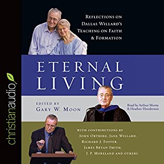 Eternal Living cover art