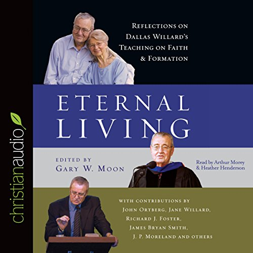 Eternal Living audiobook cover art