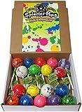 Buffalo Bills SplatterPops (18 assorted jumbo jawbreaker lollipops per...