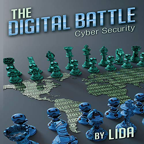 The Digital Battle audiobook cover art