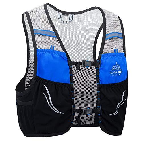 Lixada Course en Plein Air Gilet Maille Respirant Hydratation Sac À Dos pour Vélo Marathon Racing Escalade