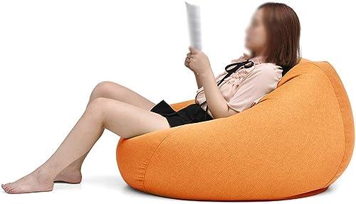 Obtén lo ultimo QQXX QQXX QQXX Reposapiés Bean Bag Multifunción, portátil, extraíble y Lavable, projoección Interior, para el Medio Ambiente, 5 Colors (Color  naranja)  ahorra hasta un 80%