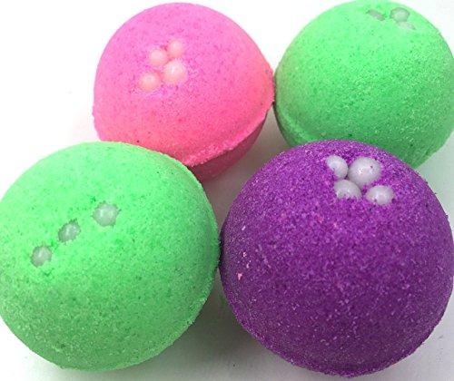 Bubblegum Kids bath bombs 4 pack 1.5 oz each total 5 oz
