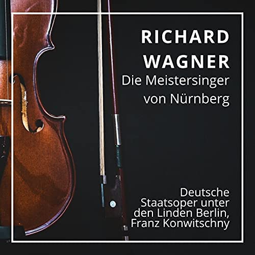 Deutsche Staatsoper unter den Linden Berlin & Franz Konwitschny