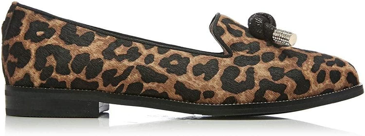 Moda In Pelle Wenola Leopard Vitello Hair