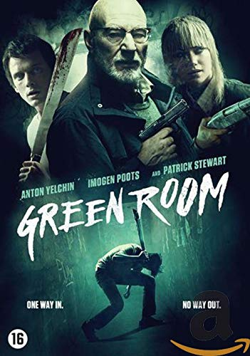 DVD - Green Room (1 DVD)