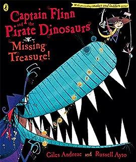 Captain Flinn and the Pirate Dinosaurs: Missing Treasure!