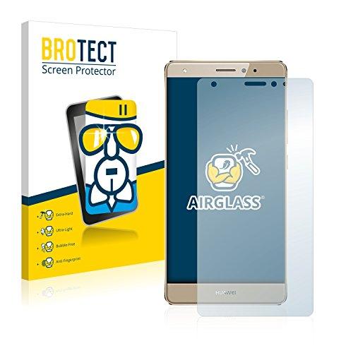 BROTECT Protector Pantalla Cristal Compatible con Huawei Mate S Protector Pantalla Vidrio...
