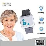M de Guard/Emergencia pulsera/pulsera de botón de emergencia para personas...