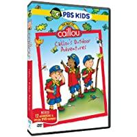 Best of Caillou: Caillou's Outdoor Adventures [DVD] [Import]