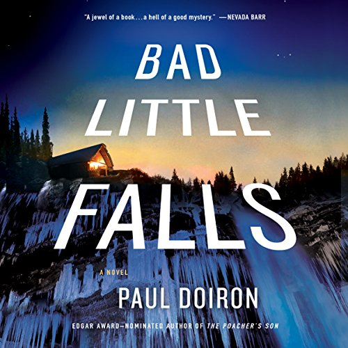 Bad Little Falls audiobook cover art