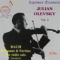 Plays Bach Son & Partitas Solo Vn