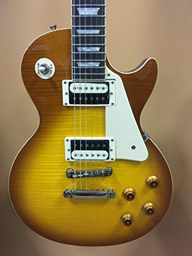 Epiphone ENT4DBSNH3 Les Paul Traditional Pro E-Gitarre