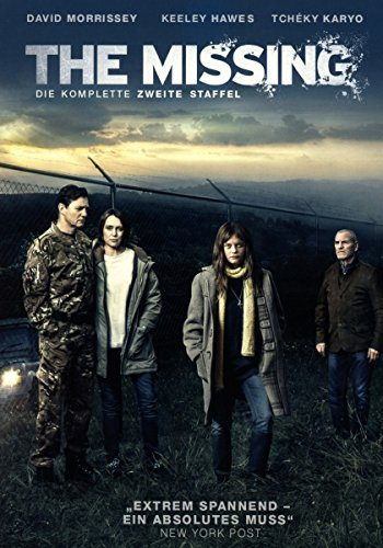 The Missing - Staffel 2 (3 DVDs)