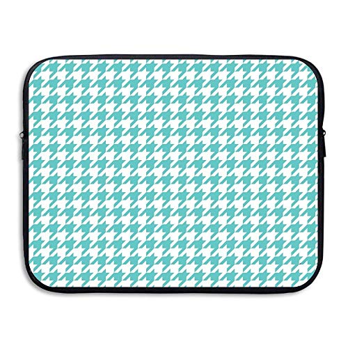 Business Briefcase Sleeve Houndstooth Wallpaper Laptop Sleeve Case Cover for MacBook Pro MacBook Air Lenovo Samsung,13inch