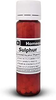 Homeopathic Remedy 30c - Sulphur - 10 Grams