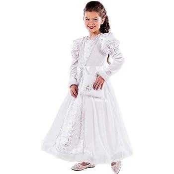 Orlob Karneval GmbH Disfraz de niña Reina de Las Nieves ...