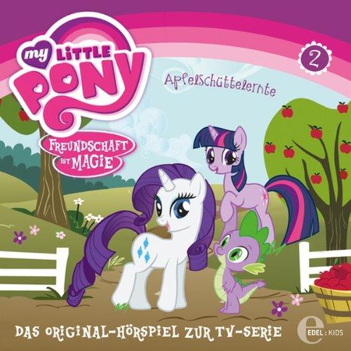 Apfelschüttelernte (My Little Pony 2) Titelbild