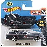 Hot Wheels TV Series Batmobile Batman 1/5 2016 (226/250) Short Card