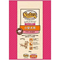 ニュートロジャパン ナチュラルチョイス [小型犬用] 7歳以上エイジングケア チキン&玄米 6kg
