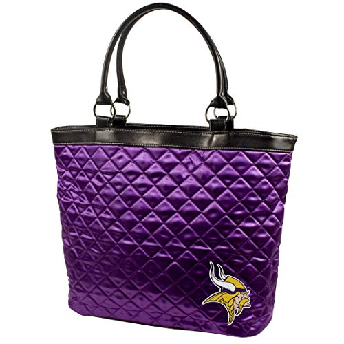 Pro NFL Handtasche gesteppt, Unisex, violett