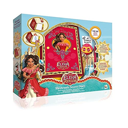 Elena di Avalor Diario Segreto Elettronico Disney