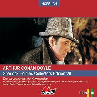Sherlock Holmes Collectors Edition VIII Titelbild