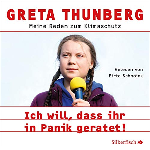Ich will, dass ihr in Panik geratet! audiobook cover art