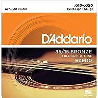 【3セット】D'Addario ダダリオ EZ900 アコースティックギター弦