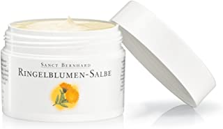 Sanct Bernhard Ringelblumen-Salbe mit Weizenkeimöl, Allantoin 200 ml