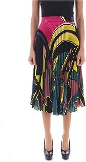 MANILA GRACE Luxury Fashion Womens N318PSMD212 Multicolor Skirt | Fall Winter 19