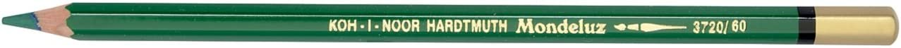 KOH-I-NOOR Ranking TOP4 3720 Aquarell Coloured Pencil Emerald of Green Box Genuine Free Shipping -