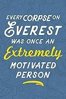 ERZAN1000ピース ジグソーパズルエベレストのすべての死体はかつて非常にやる気のある人でした完成サイズ70×50cm