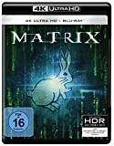 Matrix (4K Ultra HD) (+ 2D-Blu-ray remastered) (+ Bonus-Blu-ray) [Alemania] [Blu-ray]