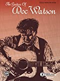 The Guitar of Doc Watson: Authentic Guitar TAB (GTE)