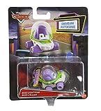 Disney Pixar Cars – Toy Story escala 1/55 fundido a troquel coleccionable personaje coche Spin-Off modelo vehículo – Buzz Lightyear