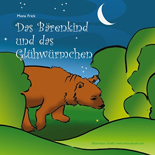 Das Bärenkind und das Glühwürmchen Titelbild