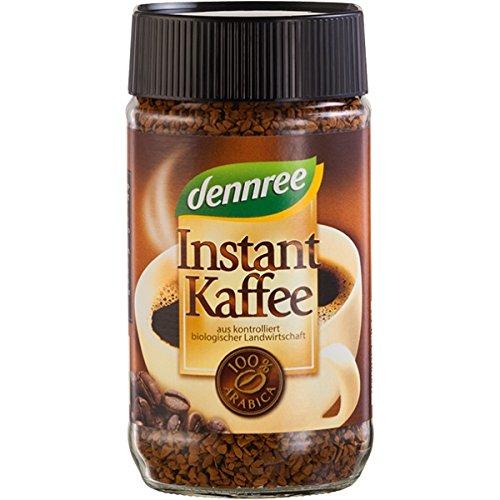 dennree Instant-Kaffee (100 g) - Bio