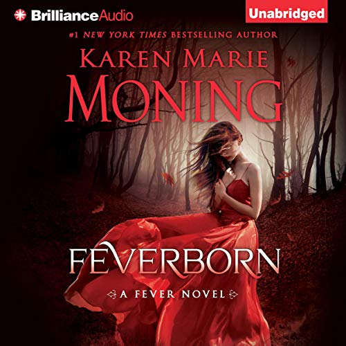Feverborn  By  cover art