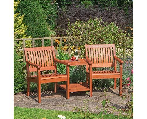 Rowlinson Willington FSC Hardwood Companion Seat