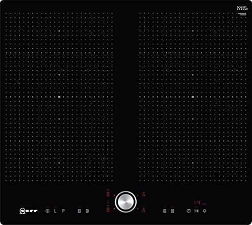 Neff TPT5660X / T56PT60X0 / Autarkes Kochfeld / Induktion / 60cm / TwistPad Flat / 2x Flexzone