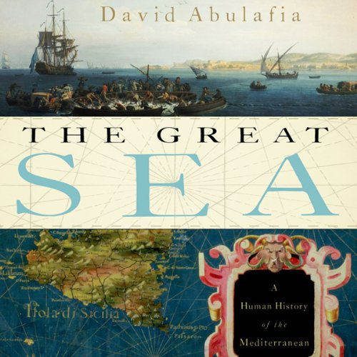 The Great Sea cover art