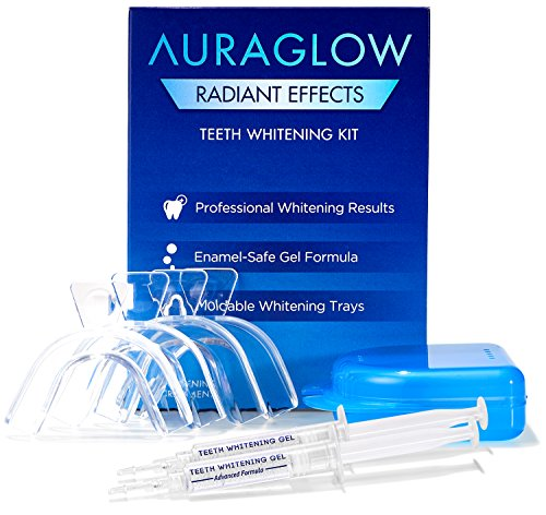 AuraGlow Radiant Effects Teeth Whitening Kit Review​