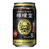 檸檬堂 鬼レモン 350ml ×24缶