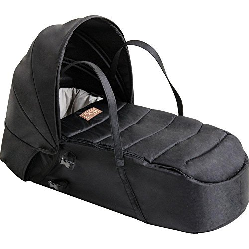 Mountain Buggy Cocoon Carrycot (nano, Mini, Swift, Uj, Terrain, Duet), noir, par Mountain Buggy